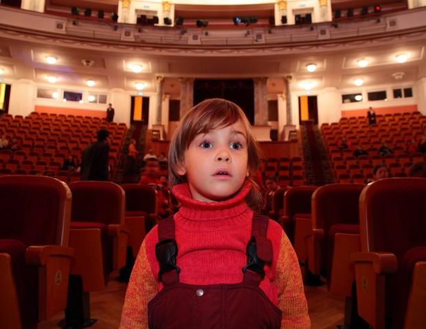 teatro (Foto: Shutterstock)
