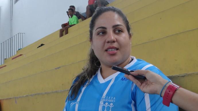 Ingrid Madiany judoca  (Foto: Estéfane Padilha/GloboEsporte.com)