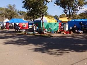 Evento deve reunir cerca de 16 mil adolescentes em Ipatinga (Foto: Davidson Fortunato / InterTV dos Vales)
