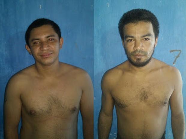 Detentos fugiram após fazer buraco no teto da cela onde estavam alojados (Foto: Divulgação/SSP-MA)