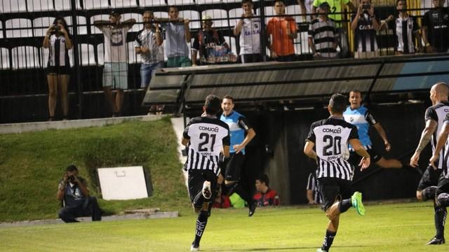 ABC x Botafogo-PB - Campeonato Brasileiro Série C 2018-2018 ... 1b78d3cbc6549