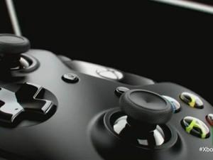 Controle do novo console da Microsoft, o Xbox One, apresentado pela empresa nesta terça-feira (21) (Foto: Reprodução)