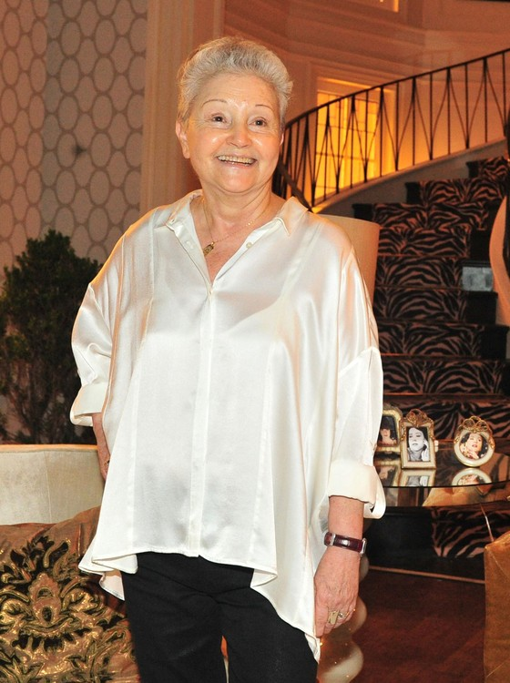Maria Adelaide Amaral novelista (Foto:  João Miguel Júnior/TV Globo)
