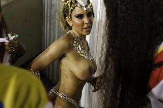 Mulher Melão (Foto: Anderson Barros / EGO)