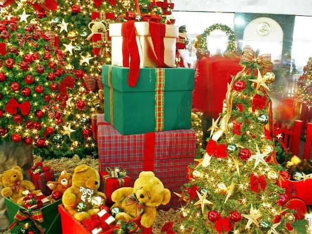 decoracao festa natal:Decoracao De Natal Arvore