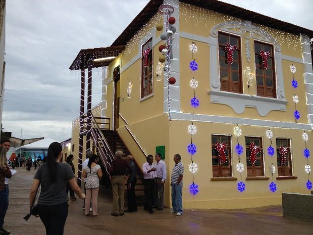 Memorial Anisio Gorayeb inaugurou nesta terça-feira, 23, em Porto Velho (Foto: Gaia Quiquiô/G1)