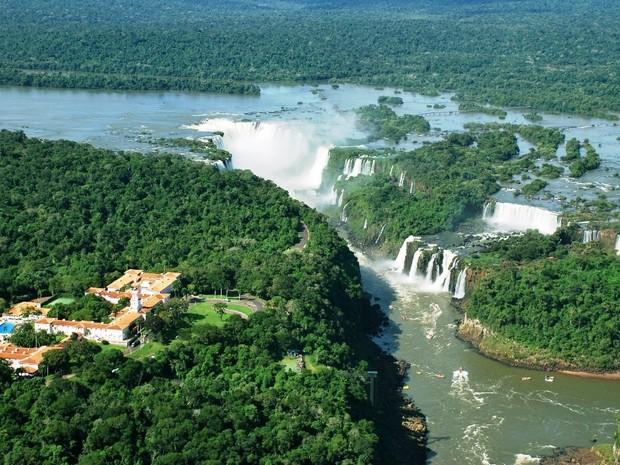 Parque Nacional do Iguaçu é um dos que terá horário diferenciado (Foto: Divulgação/Parque Nacional do Iguaçu)