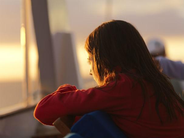 Dia Internacional da Mulher - Violência contra Mulher (Foto: Thinkstock/Getty Images)