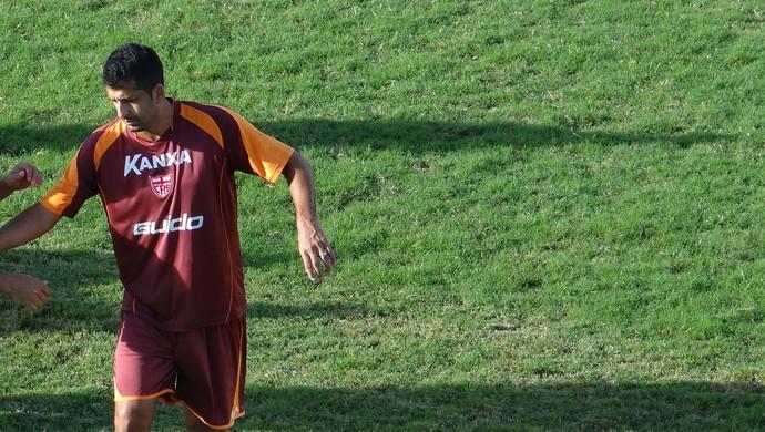 Daniel Marques CRB (Foto: Caio Lorena/GloboEsporte.com)
