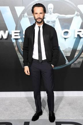 Rodrigo Santoro em première em Los Angeles, nos Estados Unidos (Foto: Frazer Harrison/ Getty Images/ AFP)