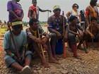 Reunião discute saída de indígenas do canteiro de obras de Belo Monte