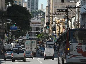 """Centro """"expandido"""" terá cobrança de Zona Azul para estacionamento rotativo (Foto: Luiz Granzotto/ Prefeitura de Campinas)"""