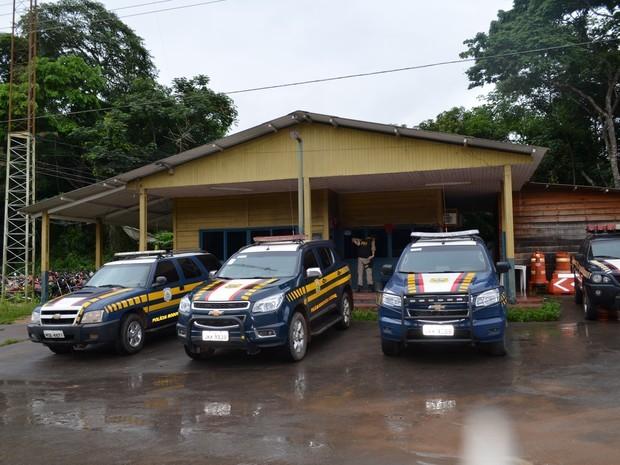 Polícia Rodoviária inicia Operação Férias (Foto: Karla Lima/G1)