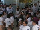 Funcionários do TCE-MA paralisam atividades em São Luís