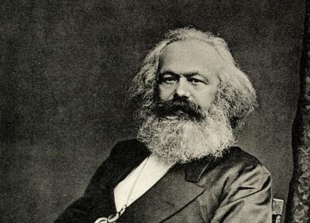 Karl Marx (Foto: Wikimedia Commons)