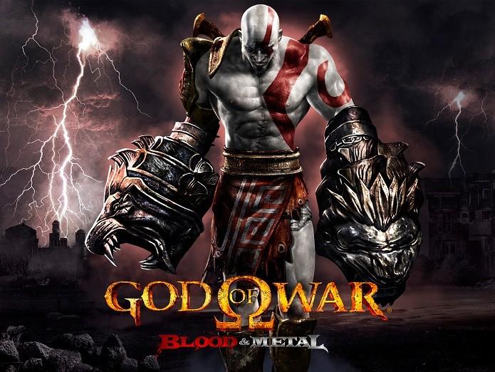 EP tem heavy metal inspirado em Kratos (Foto: Divulgação)