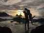 Thyane Dantas e Wesley Safadão aparecem em clique romântico