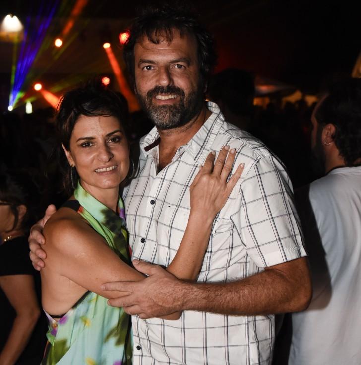 Fernanda Abreu e Tuto Ferrez