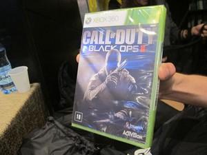 'Call of Duty: Black Ops II' chega ao Brasil nesta terça-feira (13) (Foto: Gustavo Petró/G1)