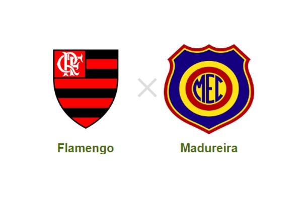 Flamengo enfrenta Madureira na tarde deste domingo (19) (Foto: TV Rio Sul)
