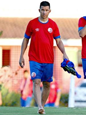 fabiano eller ronaldo alves náutico (Foto: Aldo Carneiro / Pernambuco Press)