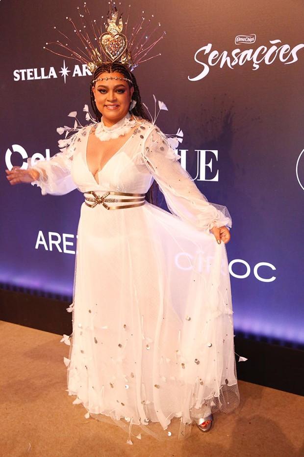 Preta Gil (Foto: Eduardo Saraiva/ Ed. Globo)