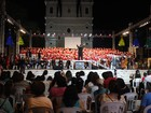 'Coral das Mil Vozes' emociona público em concerto natalino em Teresina