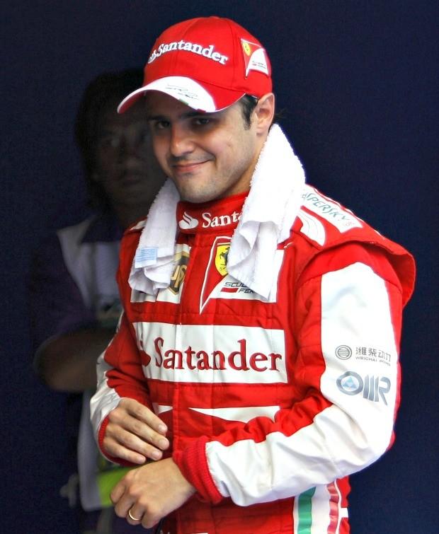 Felipe Massa Fórmula 1 GP da Malásia (Foto: Reuters)