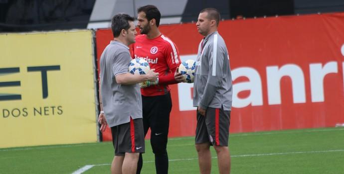 Argel Muriel Daniel Pavan Inter (Foto: Tomás Hammes / GloboEsporte.com)