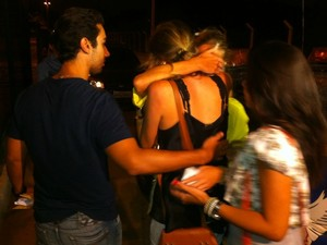 FAmiliares de camila bezerra (Foto: Andre Teixeira/G1)