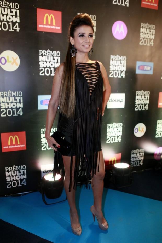 Paula Fernandes (Foto: Roberto Teixeira / EGO)