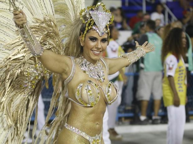 Mulher Melão (Foto: Daniel Pinheiro / AgNews)