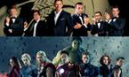 Top 10: Grandes franquias do cinema