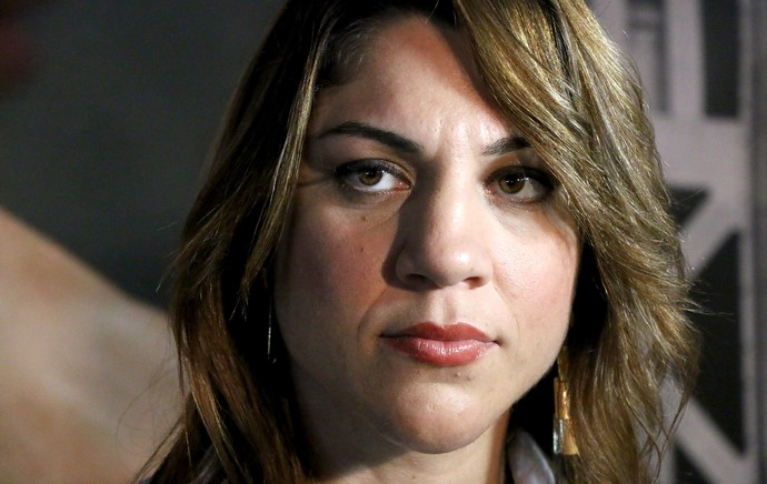 Bethe Correia evento MMA (Foto: Evelyn Rodrigues)
