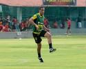 Mateus alerta para Sport ficar atento a bolas paradas no jogo de quinta-feira