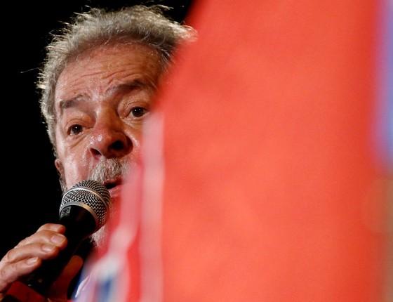 O ex-presidente Luiz Inácio Lula da Silva  (Foto: Leonardo Benassatto /REUTERS )