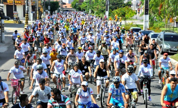 Passeio Ciclistico- Sesi (Foto: Sesi PA)