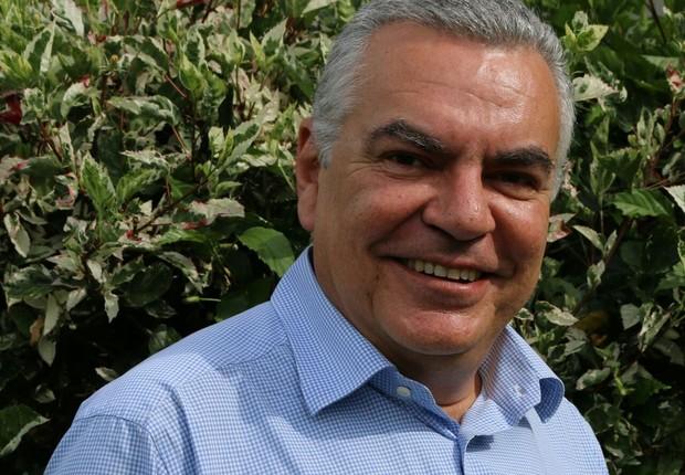 Ricardo Gazel é o presidente do Conselho de Administração do Inhotim (Foto: Divulgação)