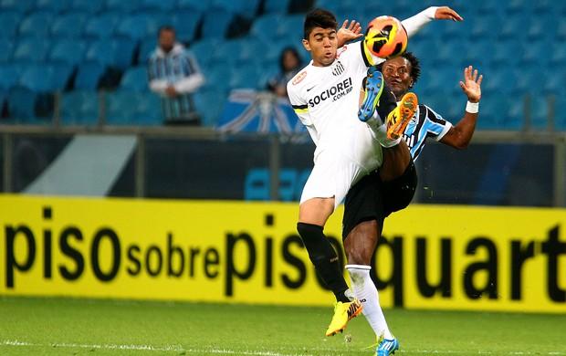 Zé Roberto jogo Grêmio e Santos (Foto: Lucas Uebel / Site Oficial do Grêmio)