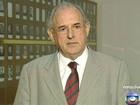 Nelson Jobim deixa Ministério da Defesa; Celso Amorim assume