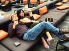 Jennifer Pamplona sobre Dia dos Namorados: 'Planejei estar com o Ken'