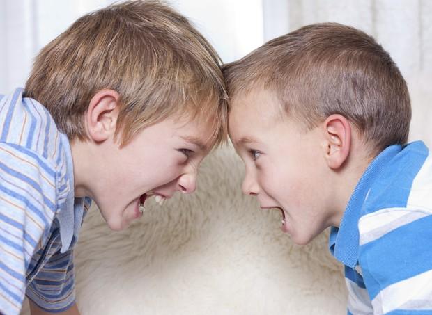 briga; bullying; irmãos (Foto: Thinkstock)