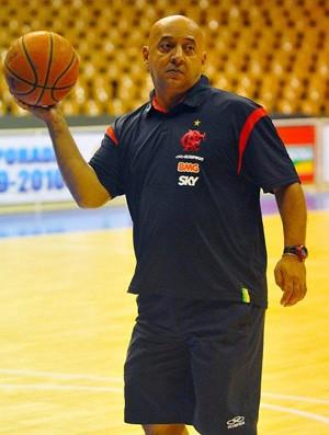 paulo chupeta, basquete flamengo (Foto: Alexandre Vidal/Divulgação)