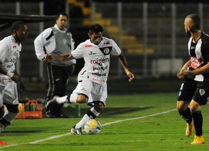 XV de Piracicaba x Rio Branco - Copa Paulista (Foto: Del Rodrigues / Gazeta de Piracicaba)
