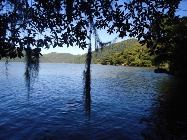 Lagoa do Peri é maior espelho de água do Litoral de Santa Catarina (Foto: Divulgação/Floram)