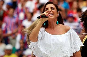 Ivete sangalo (Foto: Edson Ruiz / Agência Estado)