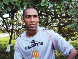 Arlindo Maracanã não quer repetir primeiro turno (Foto: Afonso Diniz/Globoesporte.com)