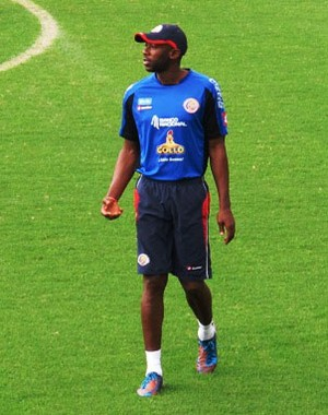 Paulo Wanchope Costa Rica (Foto: Lincoln Chaves)