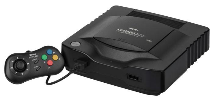 Neo Geo CD (Foto: Reprodução/Wikimedia)