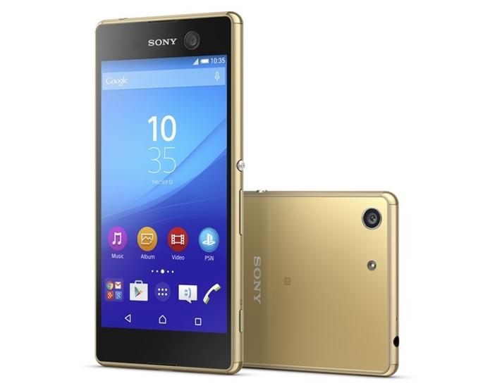 Smartphone 4G tem versões com suporte dual-SIM e a TV Digital (Foto: Divulgação/Sony)